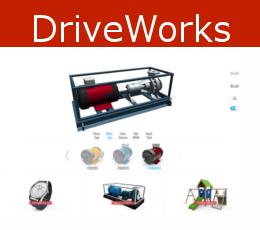 distribuidor oficial de driveworks