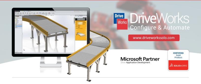 driveworks configurar y automatizar