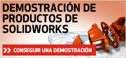 Demostración de productos SOLIDWORKS