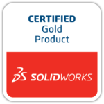 producto oro de SOLIDWORKS