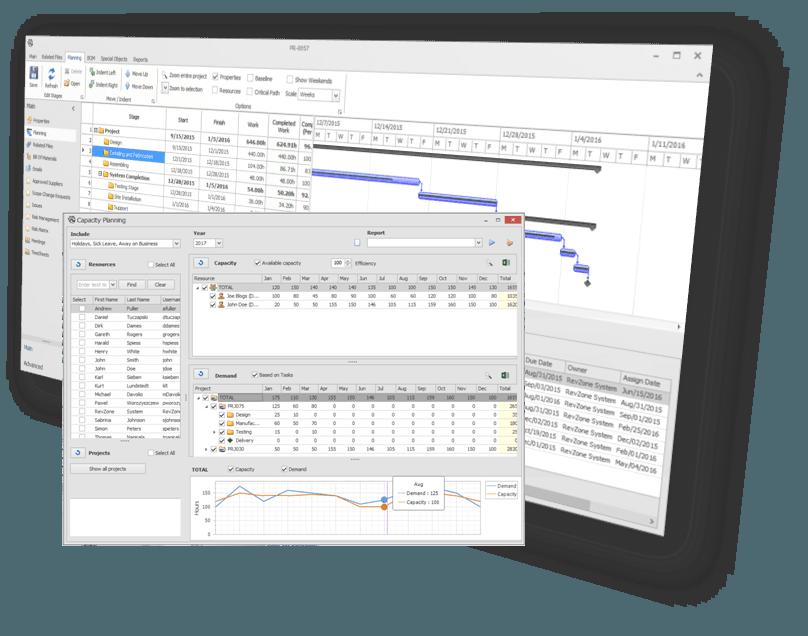 solidworks manage 2018 gestion de proyectos