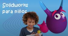 solidworks app para niños