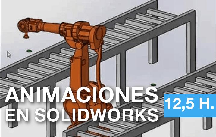 Curso MySolidworks creación de animaciones con SOLIDWORKS