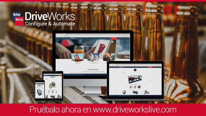 configurador de ventas driveworks