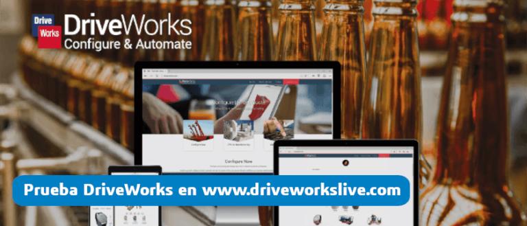 probar driveworks online