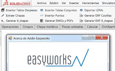 plugins de easyworks personalizados