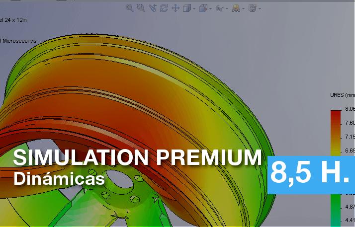 simulation premium mysolidworks