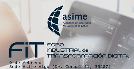Foro industrial de transformacion digital