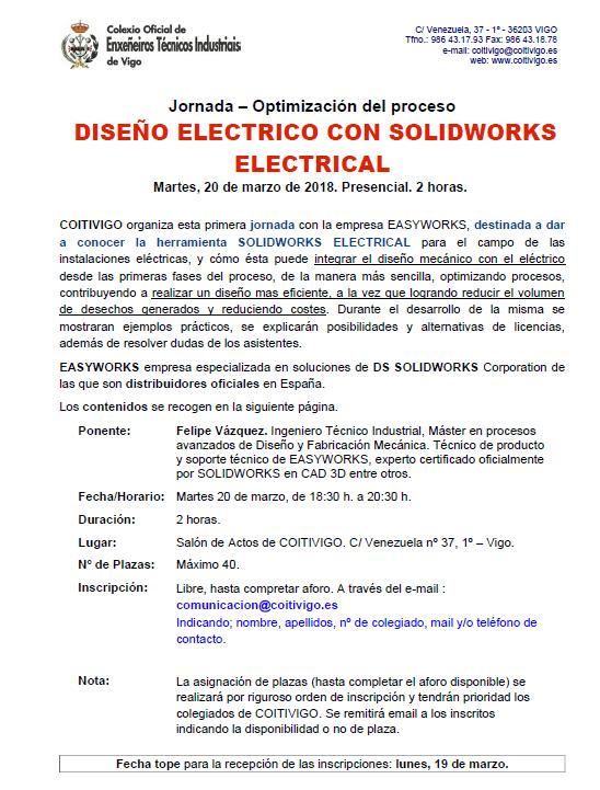 Funcionalidades de solidworks electrical