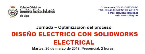 Jornada en Vigo diseño eléctrico