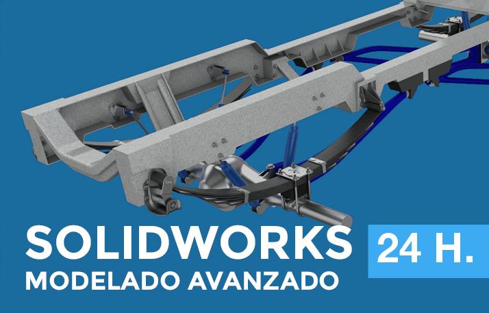 curso de solidworks avanzado en Vigo