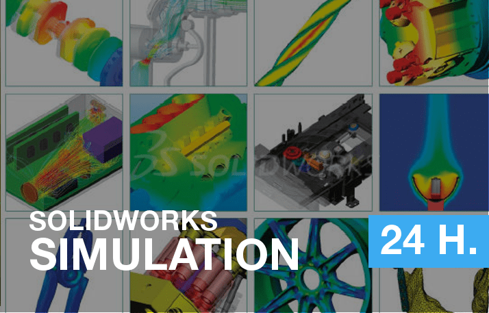 formación de solidworks simulación