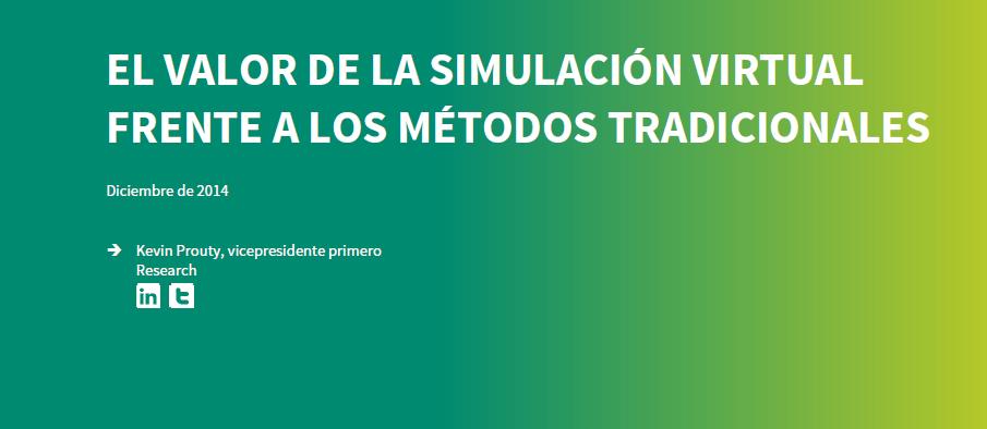 informe sobre simulacion virtual