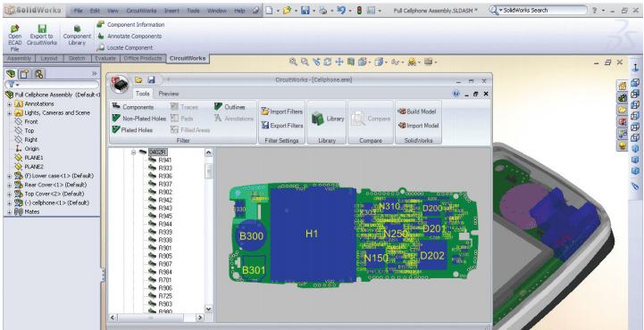 Diseño electrónico PCB - Easyworks