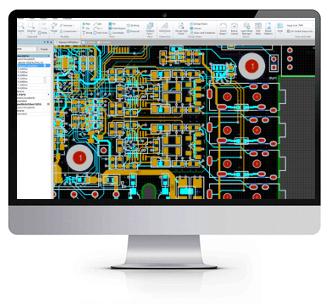 solidworks pcb para diseño electrónico