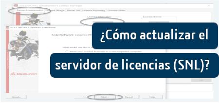 servidor de licencias de solidworks