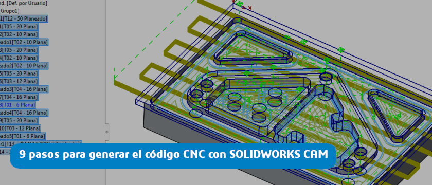 programar cnc solidworks