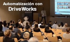 Automatización de diseños con DriveWorks