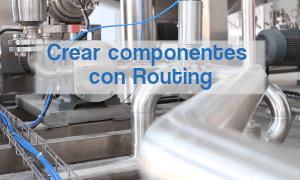 Crear componentes en SOLIDWORKS CAD con Routing