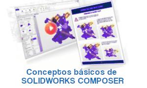 Conceptos básicos de SOLIDWORKS Composer