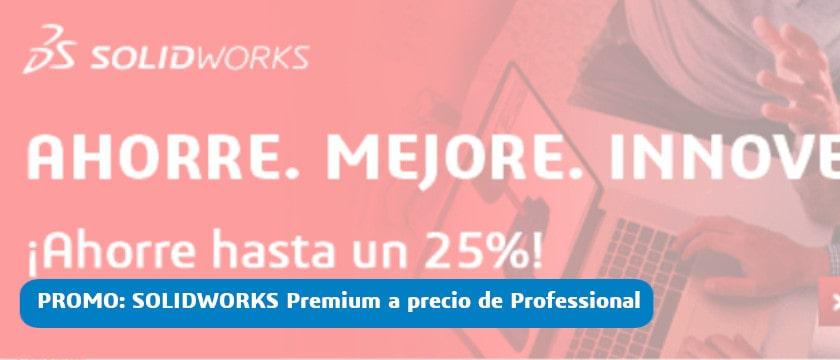 promoción solidworks