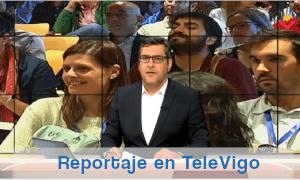 Reportaje en Televigo sobre EasyTalks18