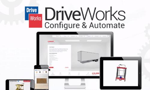 ¿Cómo funciona DriveWorks Pro