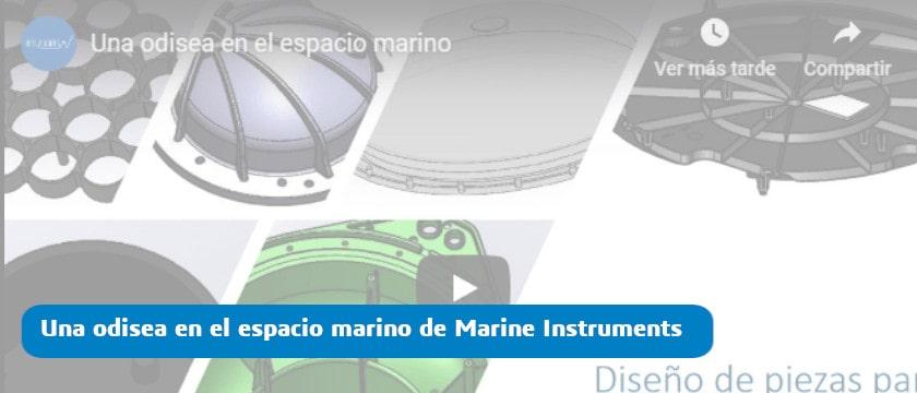 charla marine instruments en easyworks