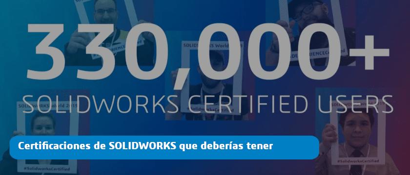 certificarse en solidworks