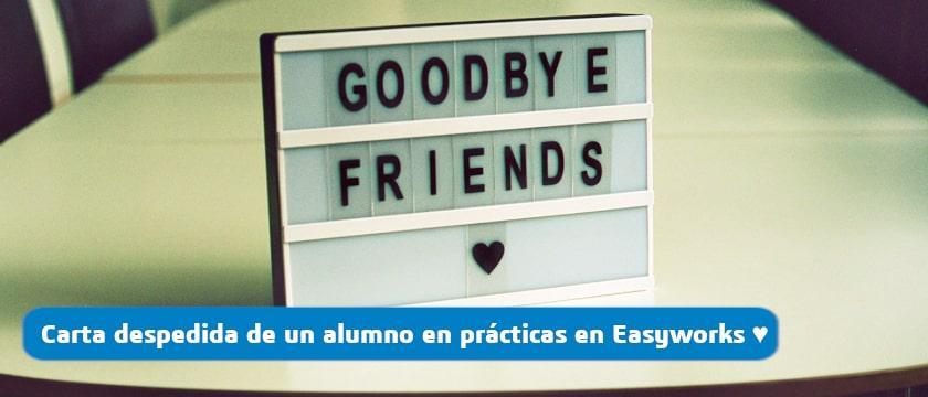 prácticas en easyworks Vigo