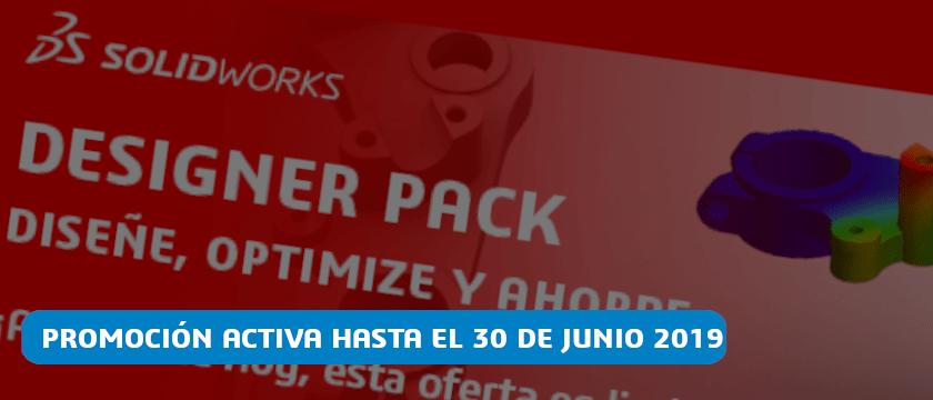 promoción designer pack