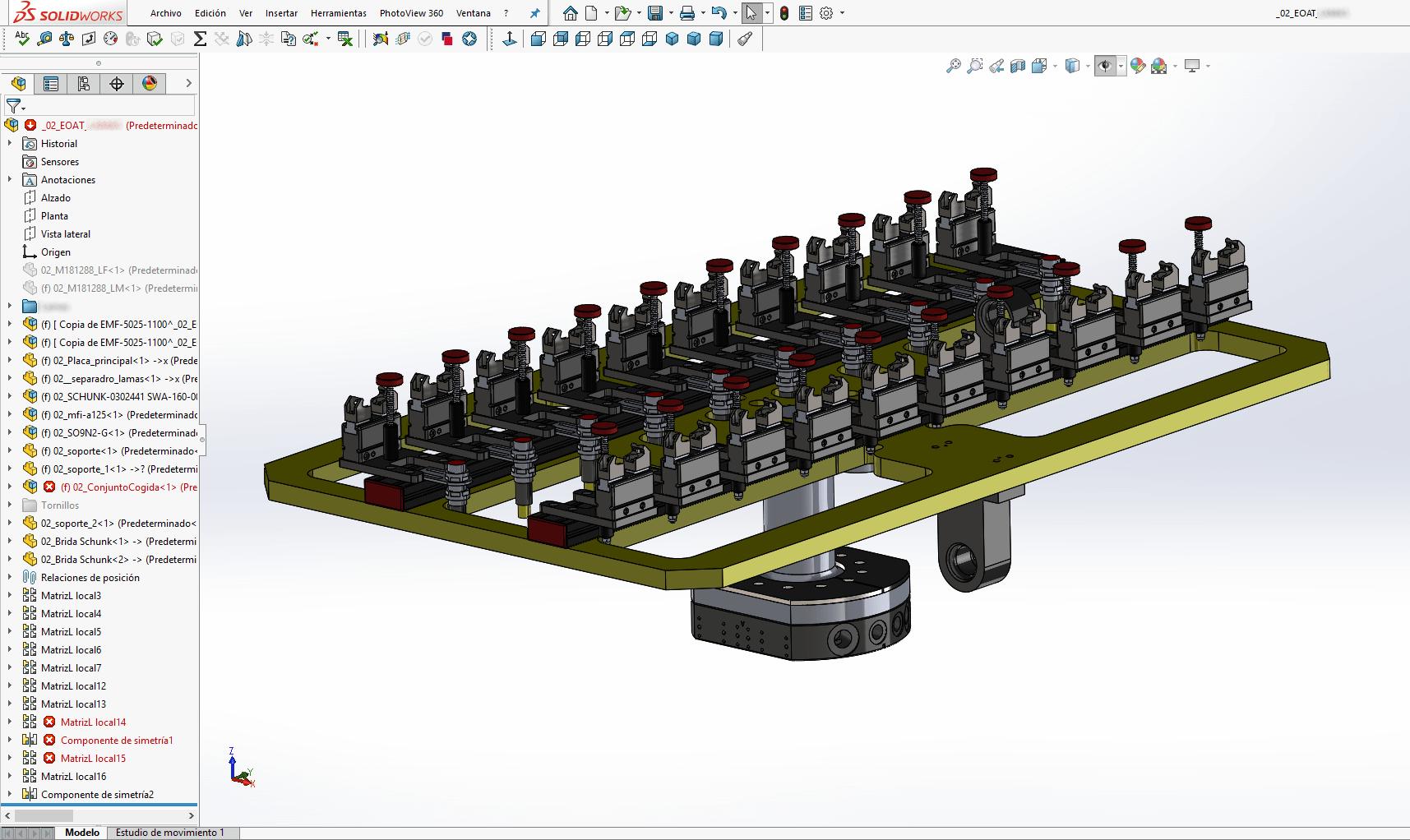 robot solidworks