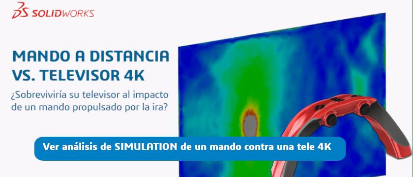 ejemplo de simulación impacto