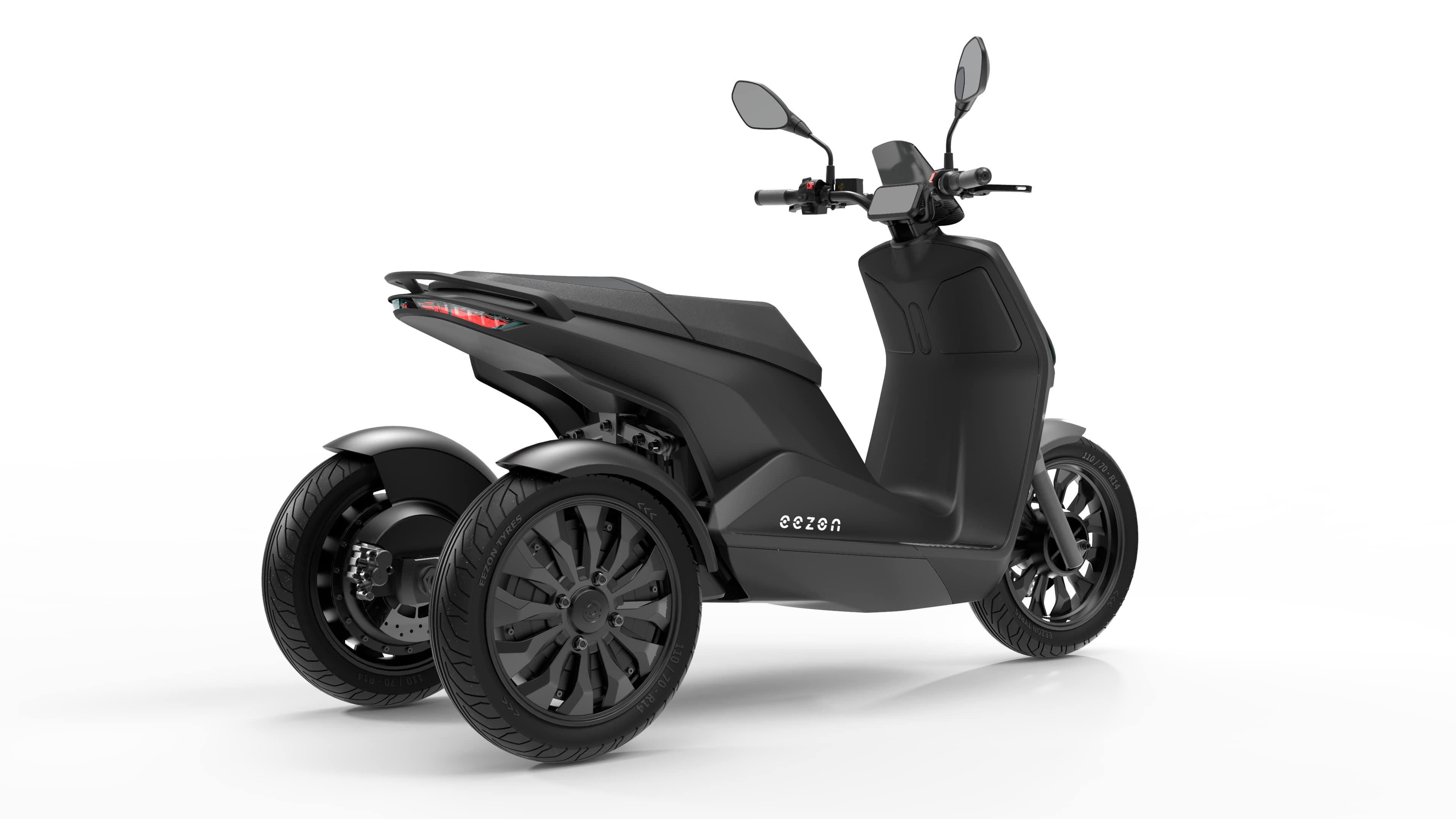 vms automotive vehículo eléctrico