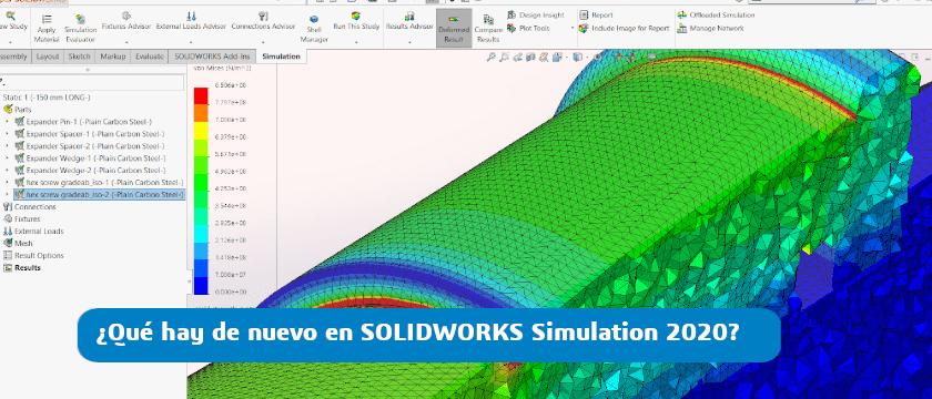 mejoras solidworks 2020