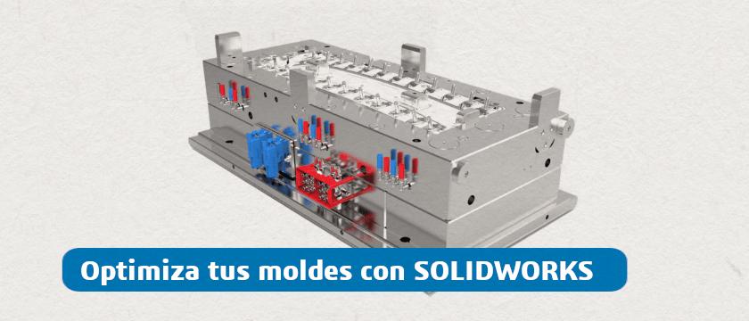 Moldes SOLIDWORKS Premium