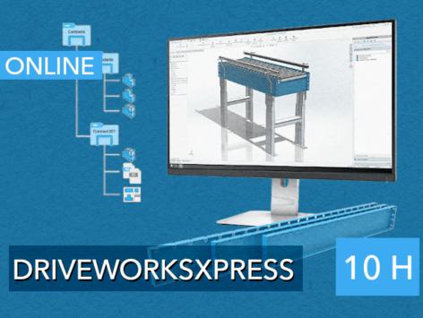 Curso online DriveworksXpress