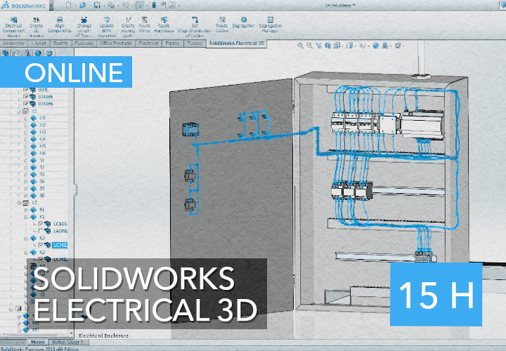 SOLIDWORKS Electrical 3D