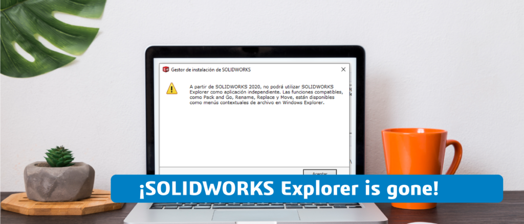 SOLIDWORKS Explorer