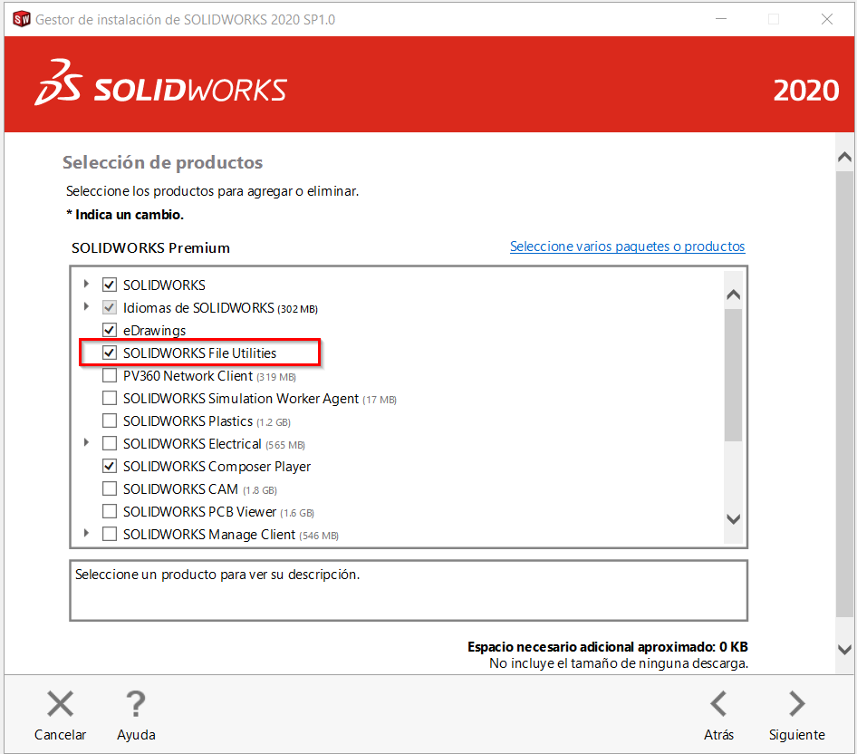 SOLIDWORKS FILE UTILITIES