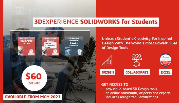 Solidworks para estudiante